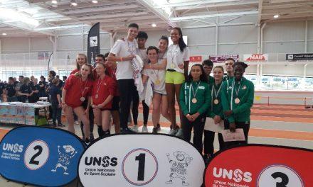 Championnats de France UNSS: 8 podiums pour la Nouvelle-Aquitaine!