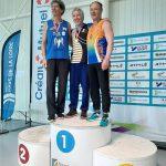 Championnats de France Masters: 61 médailles dont 26 en or!