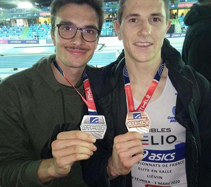 Championnats de France Elite: 13 médailles au compteur!