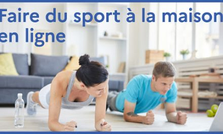 Sport et confinement: l'Athlé Forme santé présent pour vous!