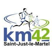 En soutien au club du KM 42 Saint Just Le Martel