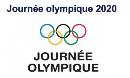 Journée Olympique: Célébrez cette journée de chez vous!