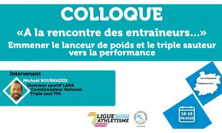 Un premier colloque post covid en Lot et Garonne!