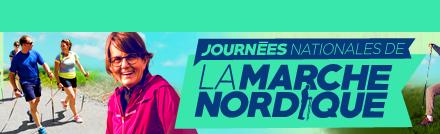 Journée nationale de la marche nordique: rendez-vous le 19 septembre