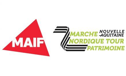 Maif Marche Nordique Tour Patrimoine: 5 étapes au programme!