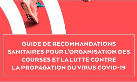 La FFA publie ses recommandations pour les Courses