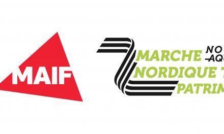 MAIF Marche Nordique Tour Patrimoine: c'est reparti!