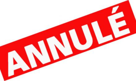 Coupe de France des Ligues Minimes annulée