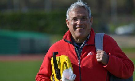 René MEYER, nouveau Président de la Ligue d'Athlétisme Nouvelle-Aquitaine