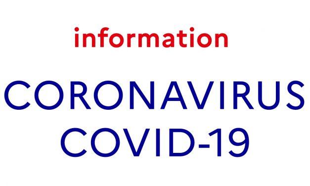 Nouvelles règles de pratique – COVID-19