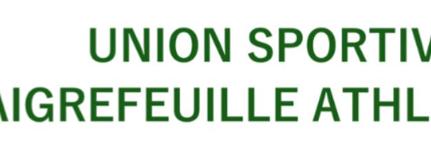 L'US Aigrefeuille Athlétisme passe le cap des 600 licenciés !