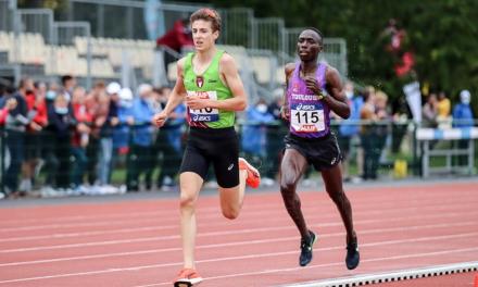 Championnats de France Espoirs : 9 médailles dont 3 en or!