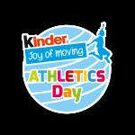 C'est parti pour le Kinder Joy Of Moving Athletics Day!