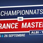 France Masters: 100 néo-aquitain(e)s en lice!