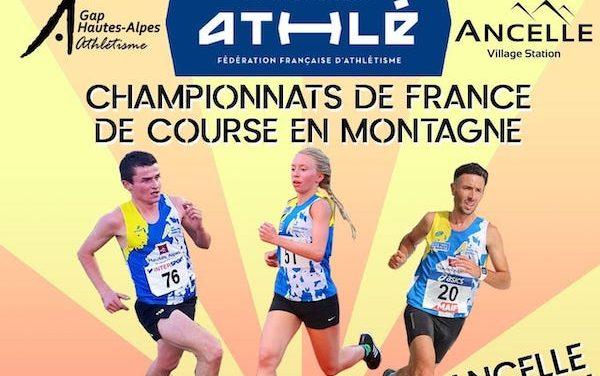 France de course en Montagne, Mael Allaire en or!