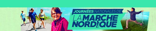 Journées Nationales de la Marche Nordique: 4 dates à retenir!