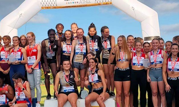 Interclubs jeunes: 3 médailles pour les néo-aquitains !